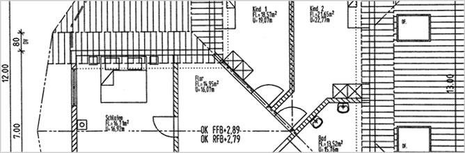 Eingabeplanung und Bauleitung